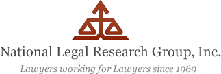 National Legal Research Group, Inc.
